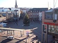 7f7097bc670aa0 Blick auf den Neunkircher Markt (Stummplatz
