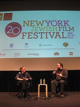 New York Jewish Film Festival - Image: New York Jewish Film Festival 2011