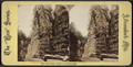 New York State. View in Ausable (Au Sable) Chasm, from Robert N. Dennis collection of stereoscopic views.png