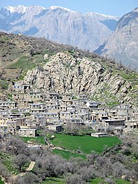 Newen village in Hawraman 2015.jpg