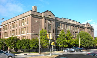 D. Newlin Fell School