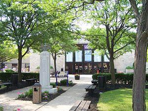 Gallagher Center - Image: Niagara University Gallagher Center