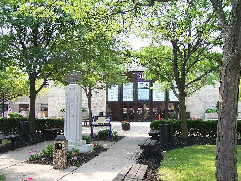 Niagara University Gallagher Center
