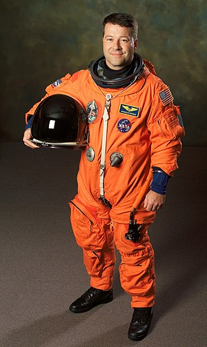 Advanced Crew Escape Suit - Image: Nicholas J. M. Patrick