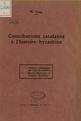 Nicolae Iorga - Contributions catalanes a l'histoire byzantine.pdf