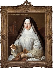 Frances Woollascott, an Augustinian Nun