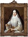 Nicolas de LARGILLIÈRe - Frances Woollascott, an Augustinian Nun - Google Art Project.jpg