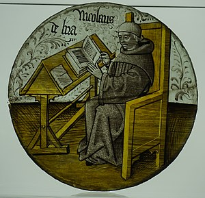 Nicholas of Lyra - Image: Nicolas de Lyre 08539 C&H Piqueret 1479