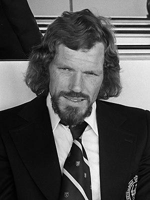 Niels Overweg - Overweg in 1975