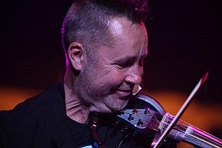 Nigel Kennedy British-born violinist and violist