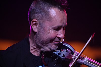Picture of a band or musician: Nigel Kennedy