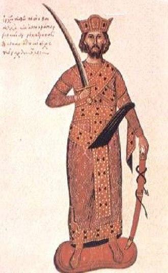 Theophano (10th century) - Depiction of Nikephoros II Phokas