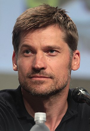 Nikolaj Coster-Waldau - Coster-Waldau at the 2014 San Diego Comic-Con International