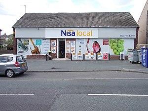 Nisa (retailer) - Nisa Local store in Bingley in June 2012