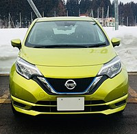 Nissan Note Olive green.jpg