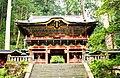 Nitenmon gate, Taiyuin-byo temple (3810332726).jpg