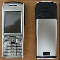 Nokia E50 — Википедия