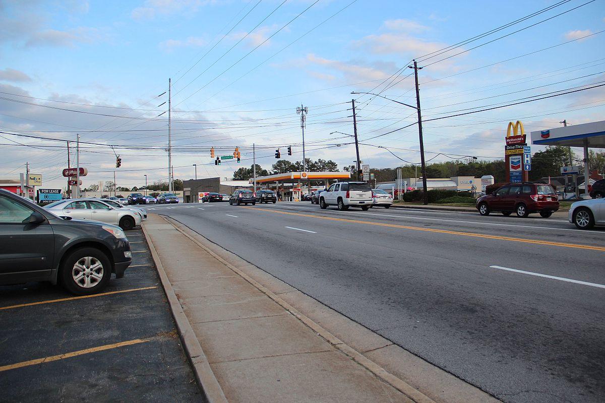 Px North Decatur Road C North Decatur C Georgia March
