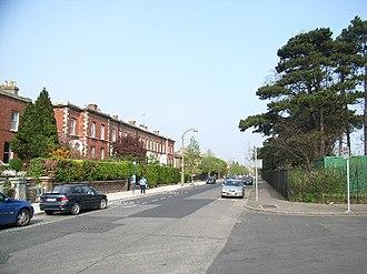 Rathgar - Kenilworth Square North