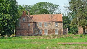 North Killingholme - Manor farm (2007)