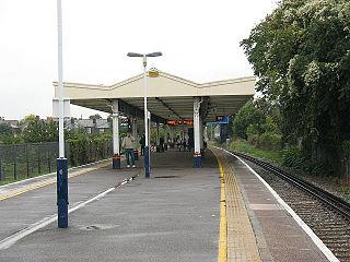North Sheen railway station