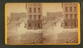 North West Corner, East Water and Wisconsin Sts, by W. H. Sherman.png