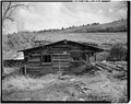 North side. - Bocco House, Northwest Junction-U.S. Highways 6 and 131, Wolcott, Eagle County, CO HABS COLO,19-WOLC,1-8.tif