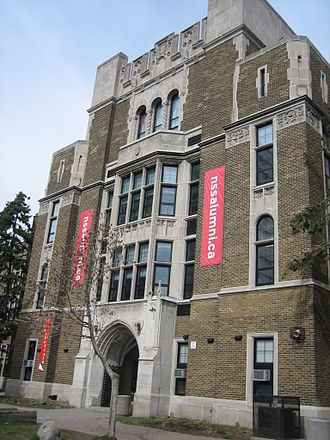 Northern Secondary School (Toronto) - Northern Secondary School