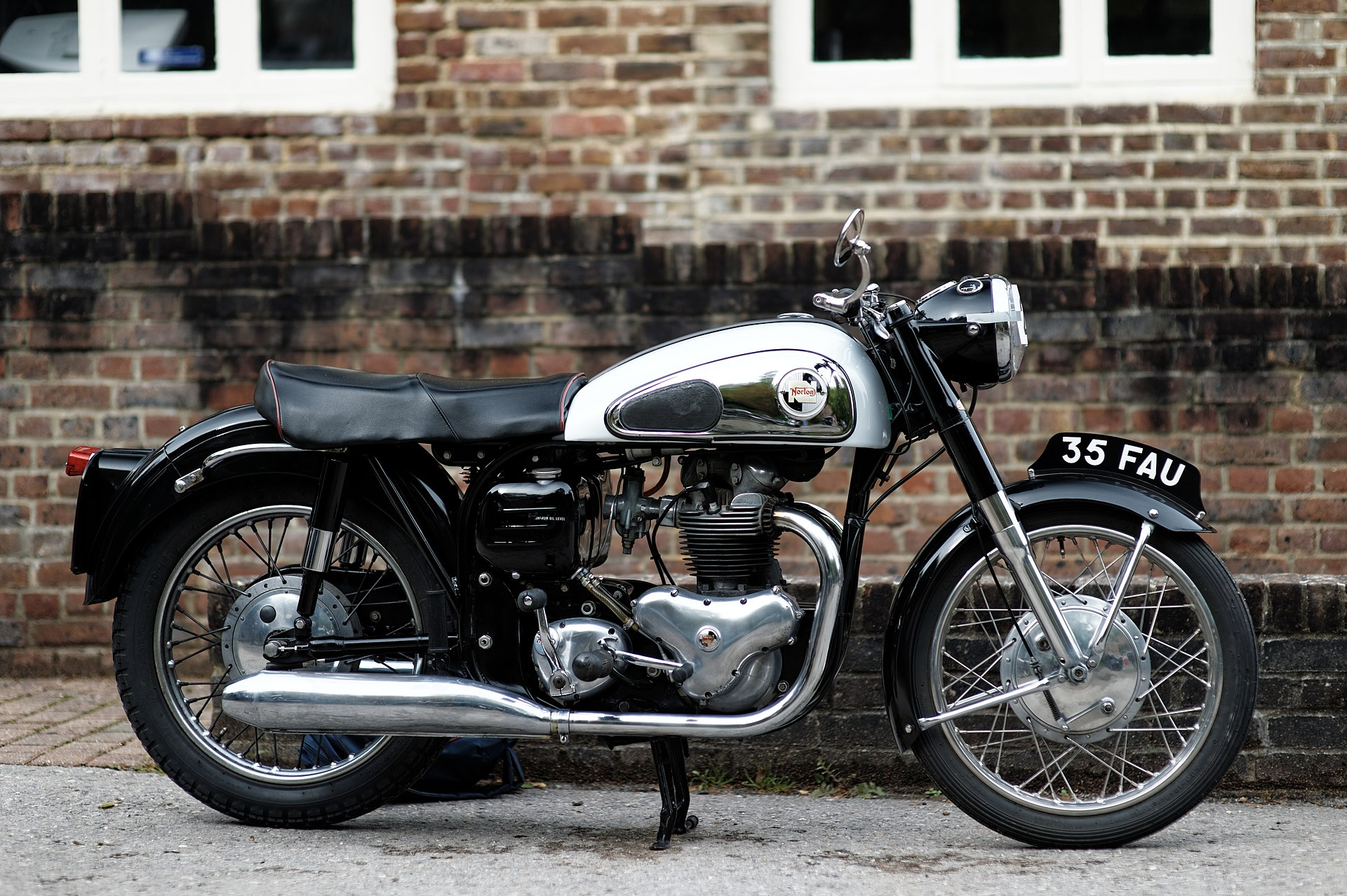motorcycle norton wiki wikipedia motorcycles bike classic motorbike motor moto motorbikes bikes 1960 engine cycles