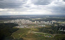 Skyline of Novo-Peredelkino縣