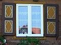 Nowa Koscielnica dom mennonitow okno.jpg