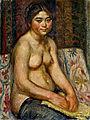 Nude Girl by Nakamura Tsune (Aichi Prefectural Museum of Art).jpg