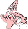 Nunavut King William Island.png