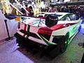 OSAKA AUTO MESSE 2015 (110) - Lamborghini Gallardo GT3 FL2 by Super Car Race Series & Kids Traffic Safety School Projects.JPG
