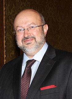 Lamberto Zannier Italian diplomat