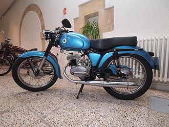 Ossa (motorcycle) - OSSA 150 (1958)