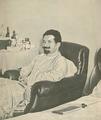 O Sr. Dr. Afonso Costa no seu quarto do Hospital de S. José - Ilustração Portugueza (2Ago1915).png