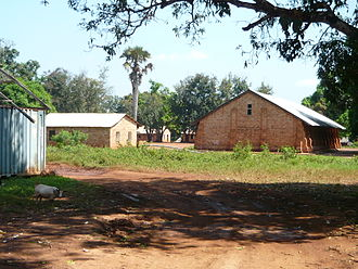 Obo - Image: Obo Mission Main House