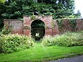 Obsolete Archway at Londesborough - geograph.org.uk - 1430498.jpg