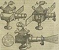 Oculus artificialis teledioptricus, sive, Telescopium - ex abditis rerum naturalium and artificialium principiis protractum novâ methodo, eâque solidâ explicatum ac comprimis è triplici fundamento (14595782367).jpg