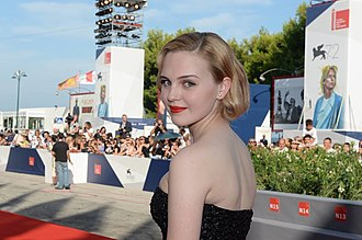 Odessa Young - Young at the 2016 Venice International Film Festival