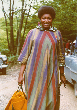 Odetta -  Odetta at the Burg Waldeck-Festival, West Germany, 1968