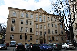 Office for the Protection of Competition building in Brno, Brno-City District.jpg