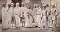 Officers, 18th Punjab Inf, Delhi, May 1859.jpg