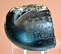 Official weight of 2 mina, reign of Shulgi, from Ur, Iraq. British Museum.jpg