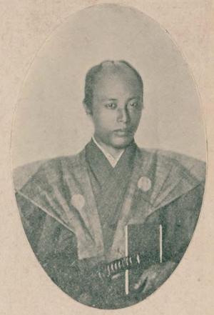 Ōtori Keisuke - Ōtori Keisuke in the Bakumatsu era.