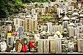 Okuno-in cemetery, Koyasan (3810273081).jpg