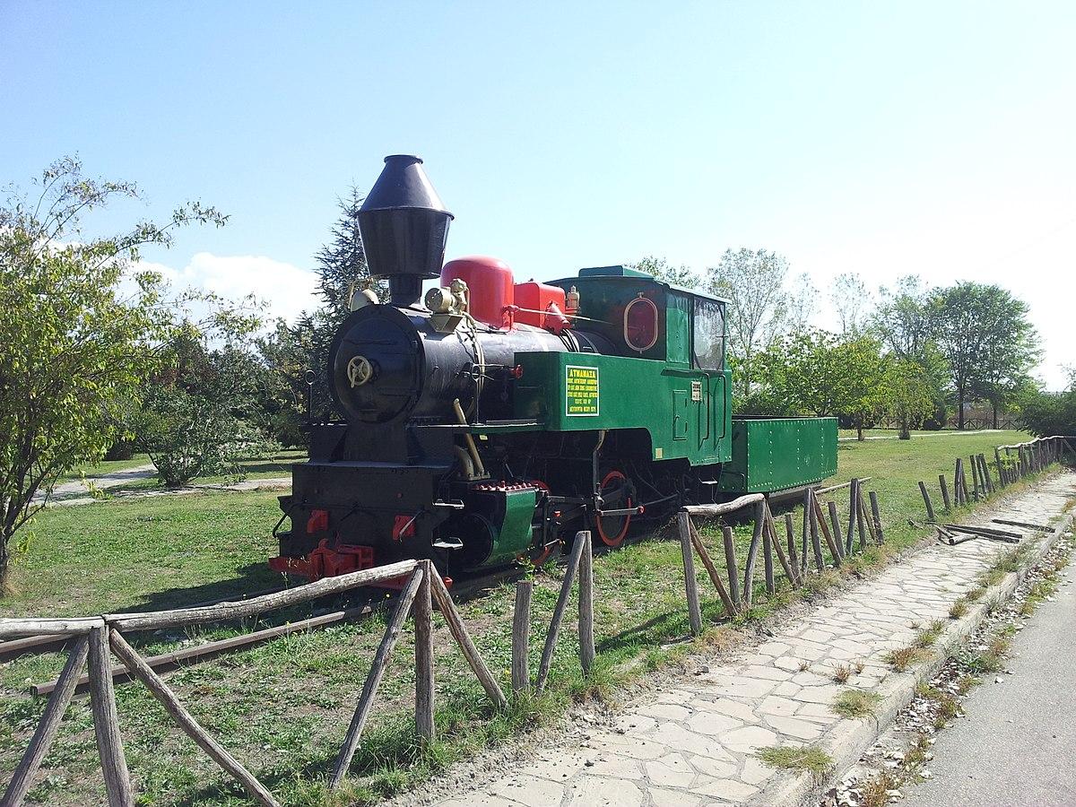 Greek Industrial Railways Wikipedia