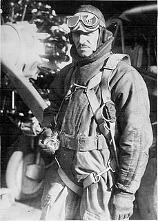 Oliver Colin LeBoutillier American World War I flying ace
