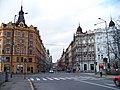 Olomouc, Komenského, z mostu.jpg